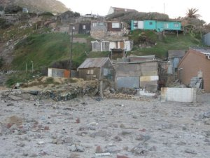 Hangberg resident facing eviction2