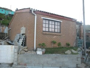 Hangberg resident facing eviction3