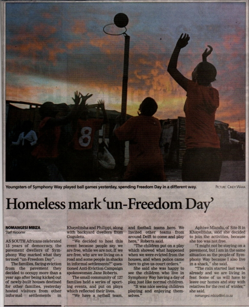 2009_04_27 unFreedom Day